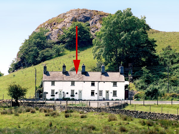 Tan Y Rhos Pet-Friendly Cottage, Manod, North Wales (Ref 1862),Blaenau Ffestiniog