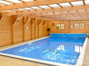 Cottage a with swimming pool