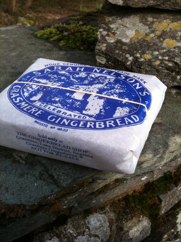 Sarah Nelson's Gingerbread, Grasmere
