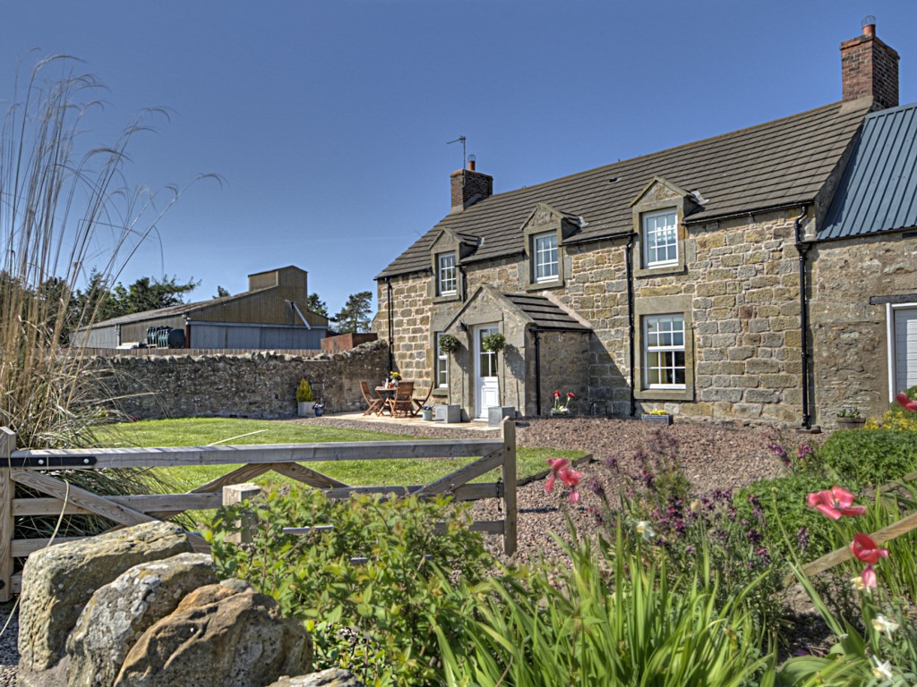 The Old Farmhouse, Northumberland