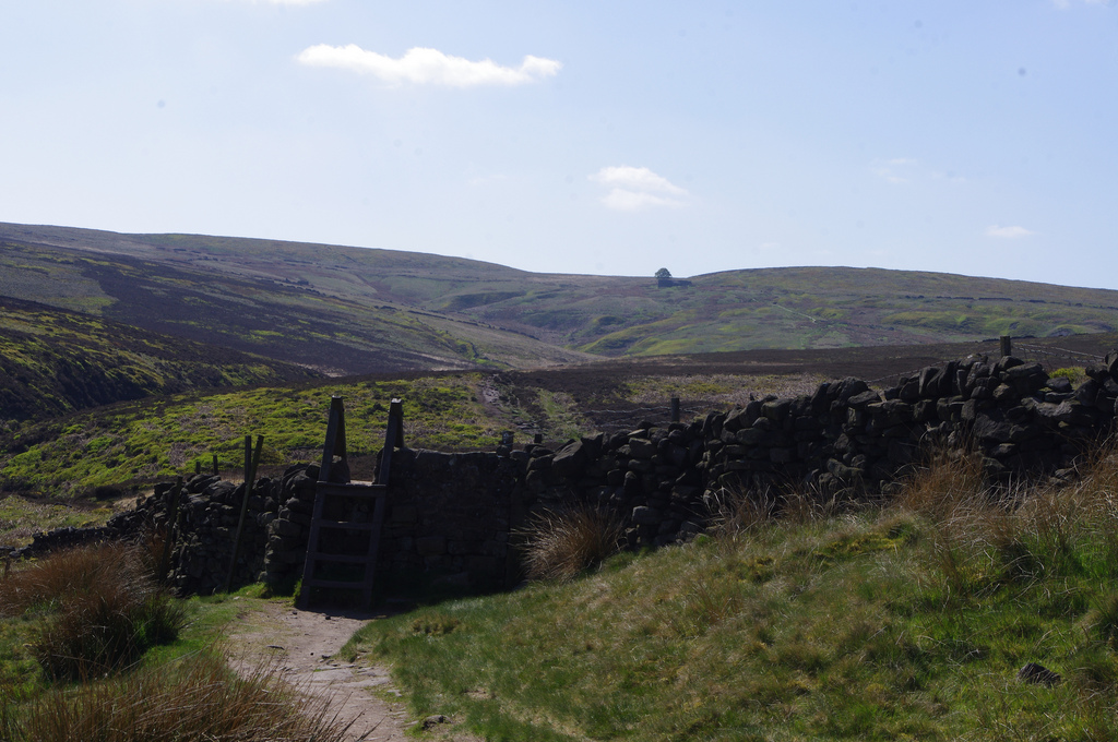 Bronte Country, Yorkshire