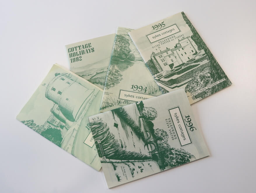 Sykes Holiday Cottages Brochures