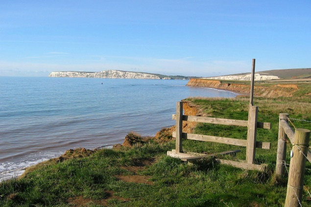 Isle of Wight coastal path