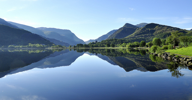 Walk Of The Month Llanberis Lake Sykes Holiday Cottages