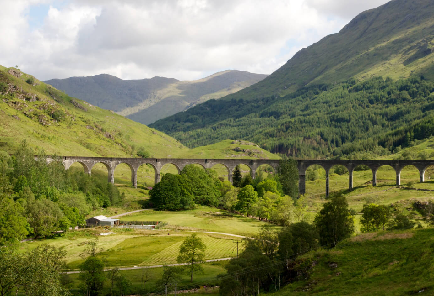 Walk Of The Month Glenfinnan Viaduct Trail Sykes
