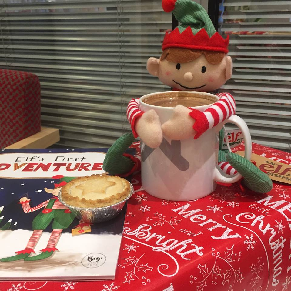 introducing an elf for christmas sykes cottages blog