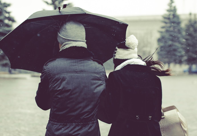 cornwall rainy day