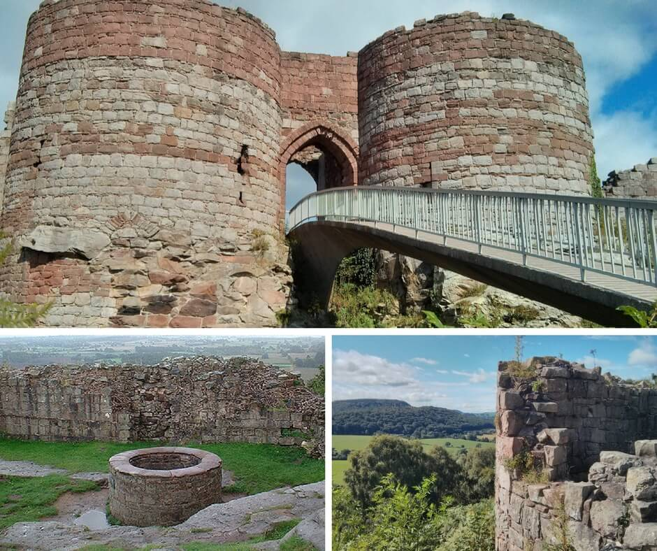 Beeston Castle Dog Friendly
