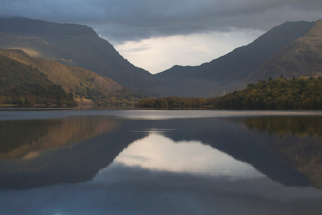llyn padarn llanberis dog friendly walk