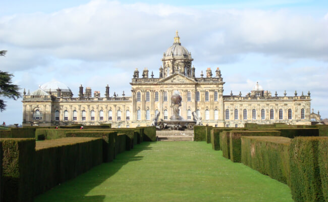 Brideshead Revisited filmed in Yorkshire