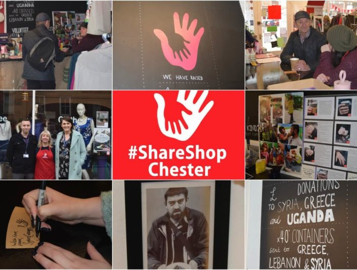 charity of the year share chester