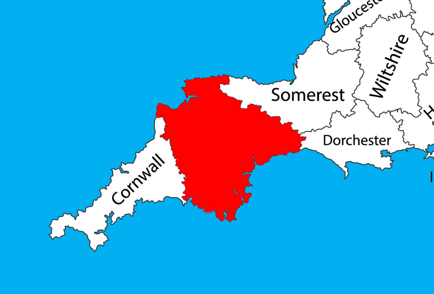 Devon famous for feature