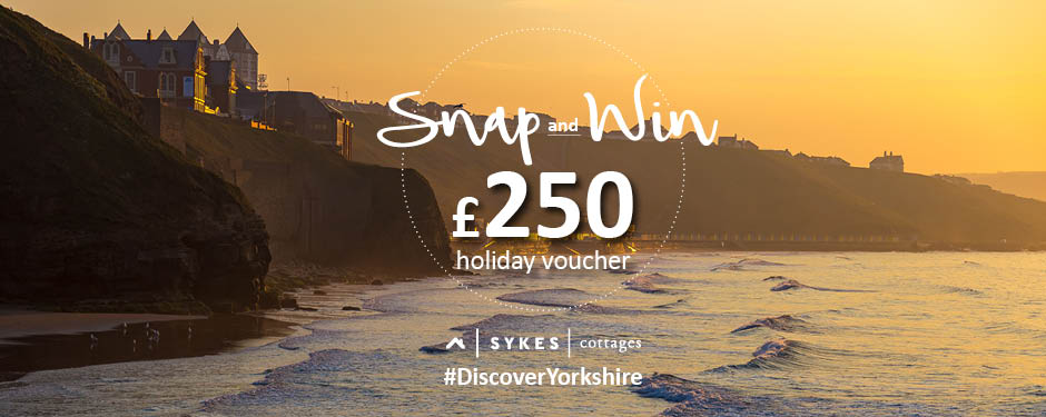 Discover Yorkshire Snap and Win Social Competition - send your photos in for a chance to win