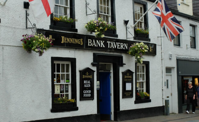 Bank Tavern - best pubs in keswick - lake district cumbria