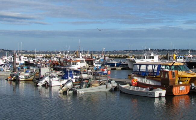 What is Devon Famous For - poole harbour - largest natural harbour in Britain