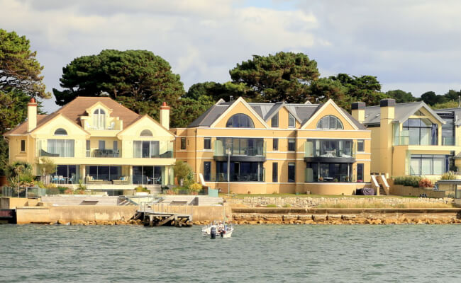 What is Devon Famous For - sandbanks the most expensive place to live in europe - britain
