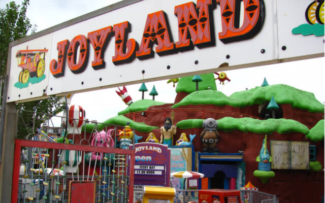 Family days out in Great Yarmouth - Norfolk - Joyland
