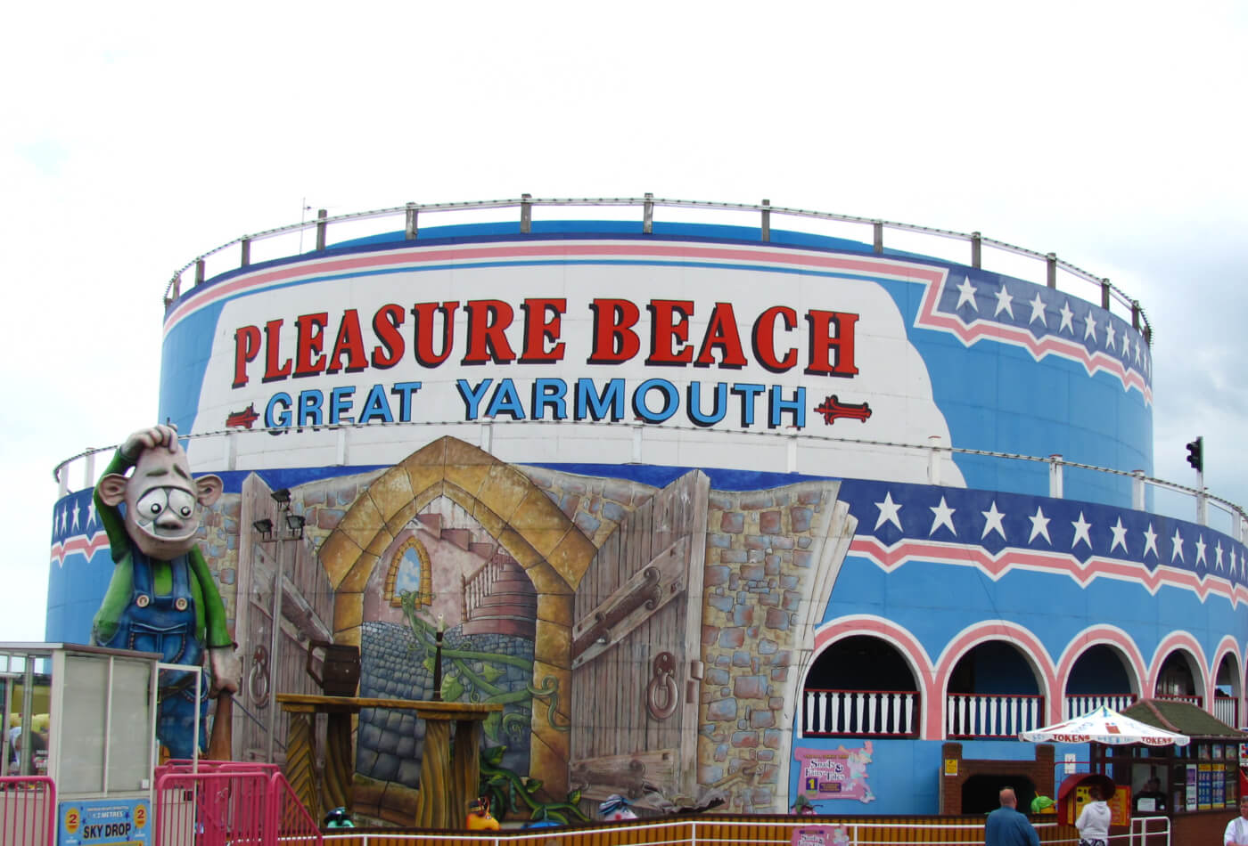 Family days out in Great Yarmouth
