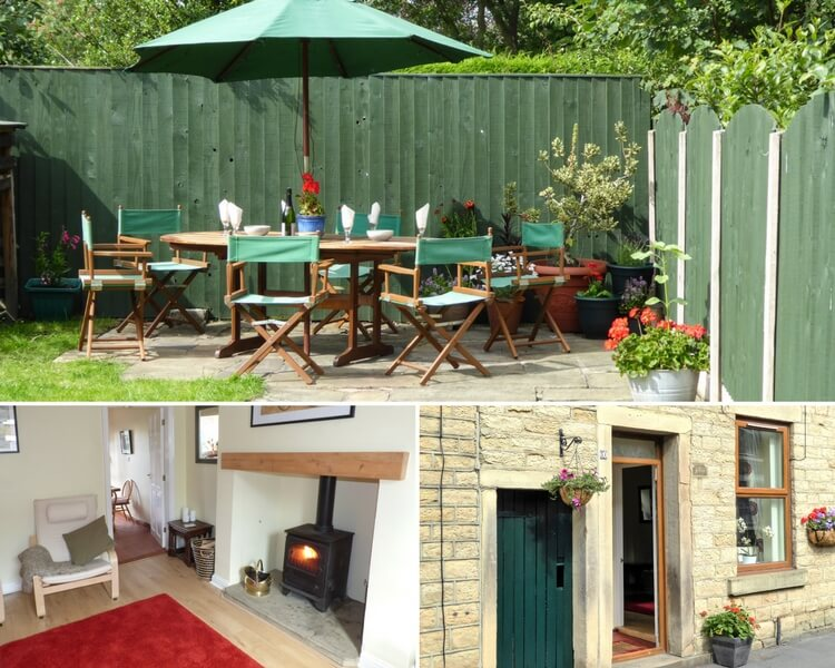 Featherbed Top Cottage - 924538 - - Holiday Cottages Available in August 2017
