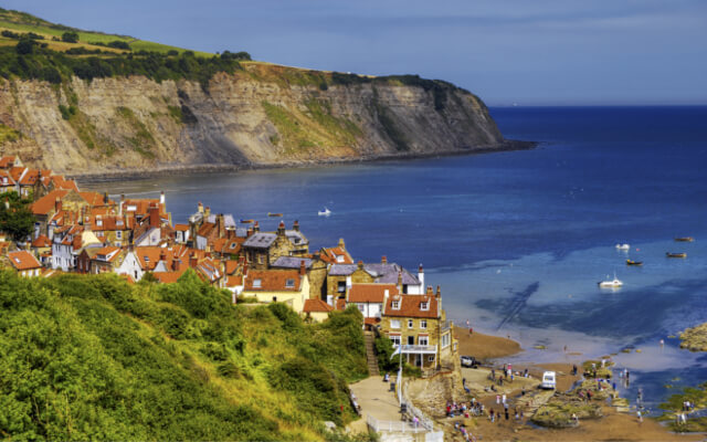 Dog-Friendly Walks Around Whitby - Robin Hood's Bay