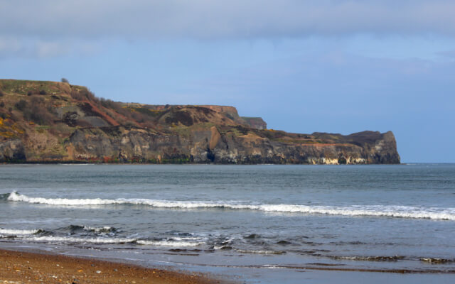 Dog-Friendly Walks Around Whitby - Whitby to Sandsend