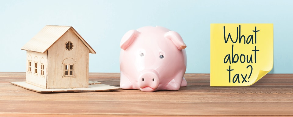Holiday let insurance - what about tax