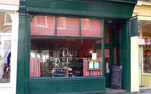 Restaurants and Cafes in Whitby - Ditto Restaurant