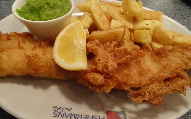 Restaurants and Cafes in Whitby - The Fisherman's Wife