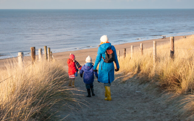 Autumn and winter activities in Cornwall - Walking