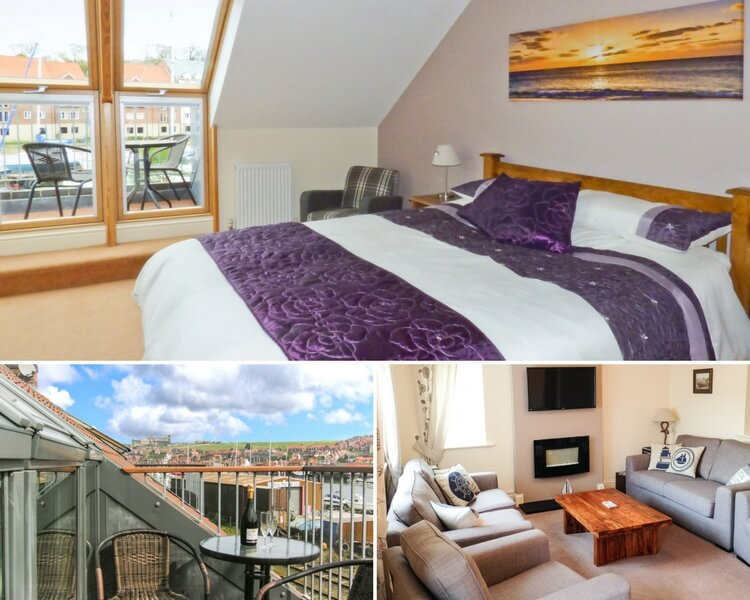 Best Cottages in Whitby - Coastal Views - Mariners' Rest