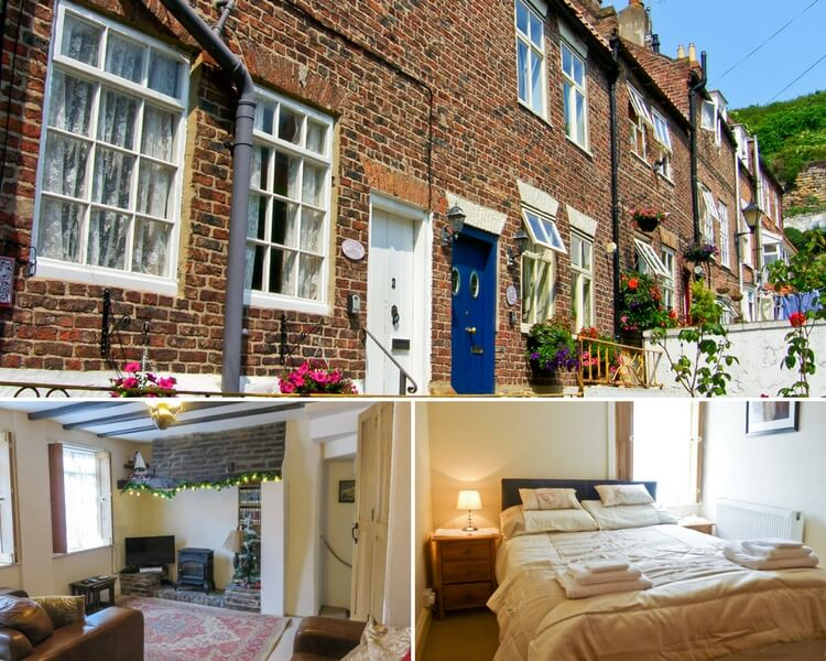 Best Cottages in Whitby - Pet-Friendly - Lavender Cottage