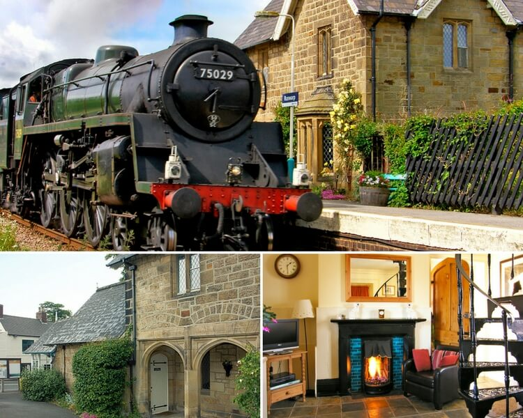 Best Cottages in Whitby - Quirky - The Ticket Office