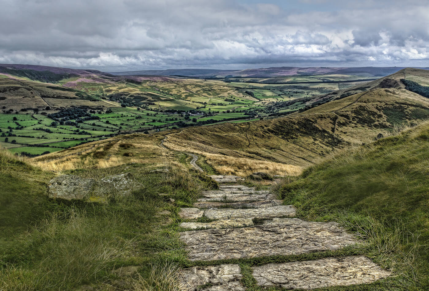 Best pub walks in the Peak District