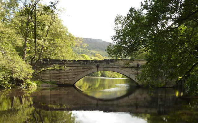 Calver and the River Derwent - Best Pub Walks in the Peak District