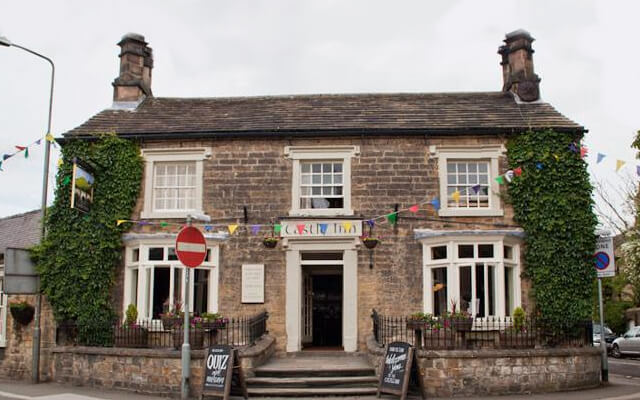 Dog Friendly Pubs in Bakewell - Castle Inn