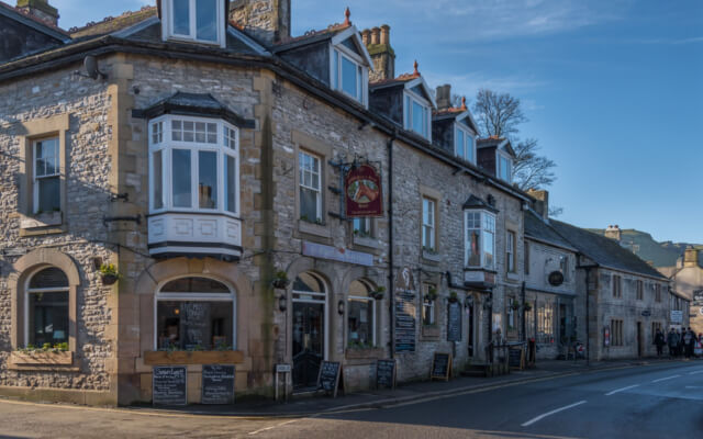 Dog Friendly Pubs in Castleton - Ye Olde Nags Head