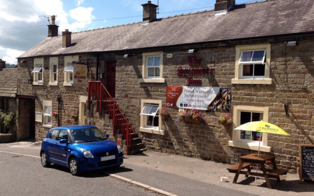 Dog Friendly Pubs in Matlock - The Sycamore Inn