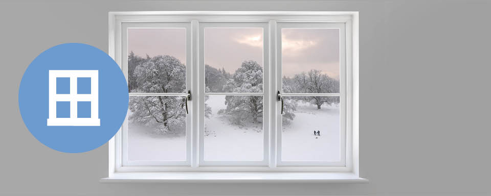 Prevent window rot - holiday let winter tips