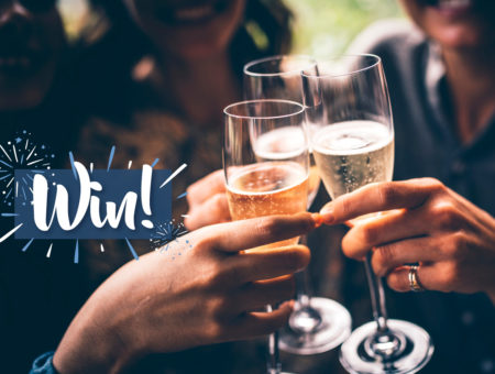 Prize Draw Celebrate New Year with a £1,000 Holiday - November
