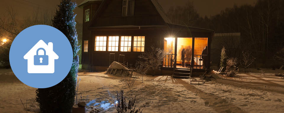 Secure your holiday let - holiday let winter tips