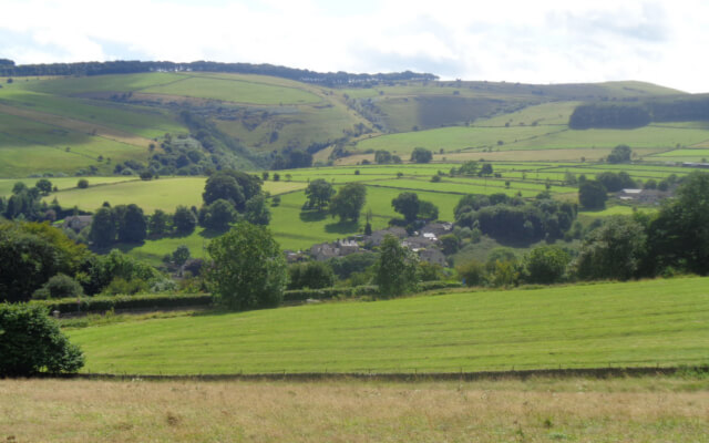 Stoney Middleton to Coombs Dale - Best Pub Walks in the Peak District
