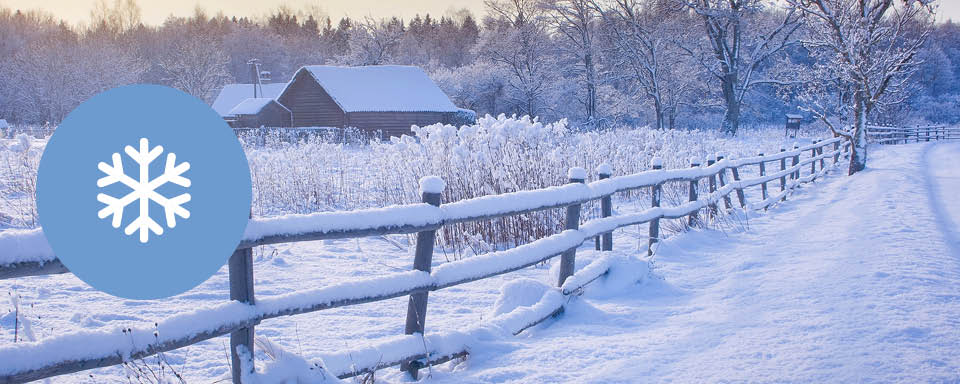 What is Winterisation - holiday let winter tips