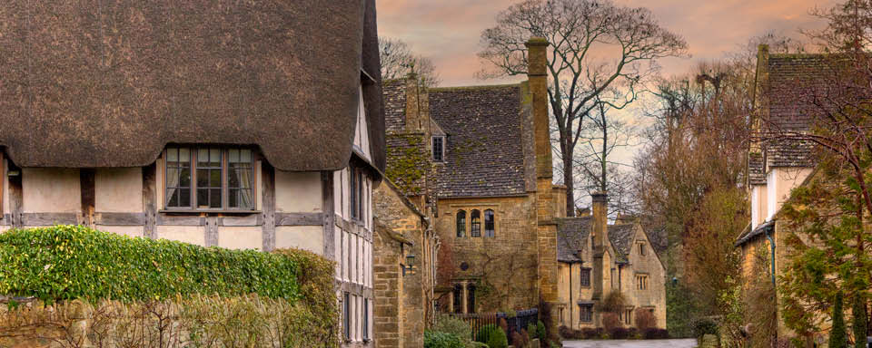 Cotswolds - The Best Places to Buy a Holiday Home in the UK