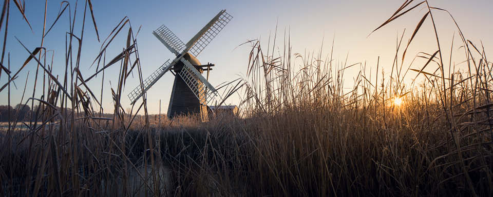 Norfolk - The Best Places to Buy a Holiday Home in the UK