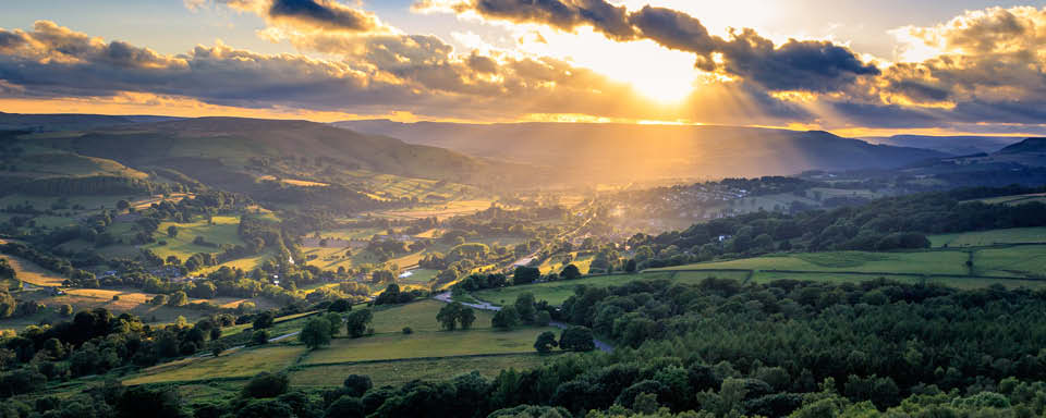 Peak District - The Best Places to Buy a Holiday Home in the UK