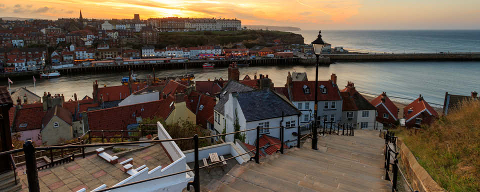 Whitby - Yorkshire - The Best Places to Buy a Holiday Home in the UK