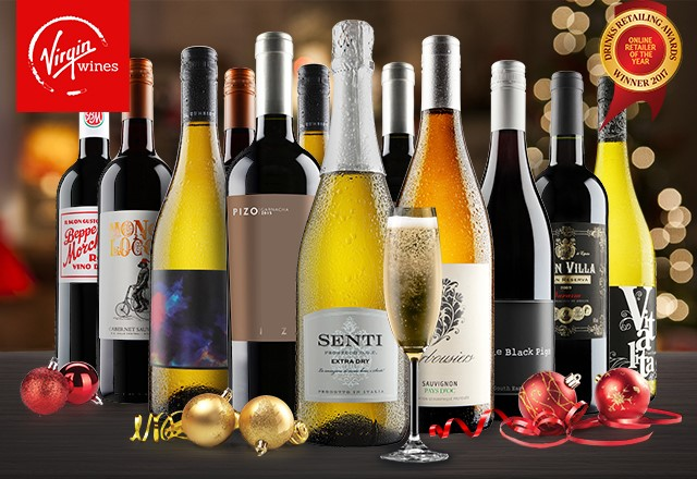 Save over 50% with Virgin Wines