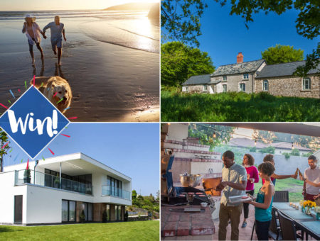 Sykes Holiday Cottages Prize Draw - January