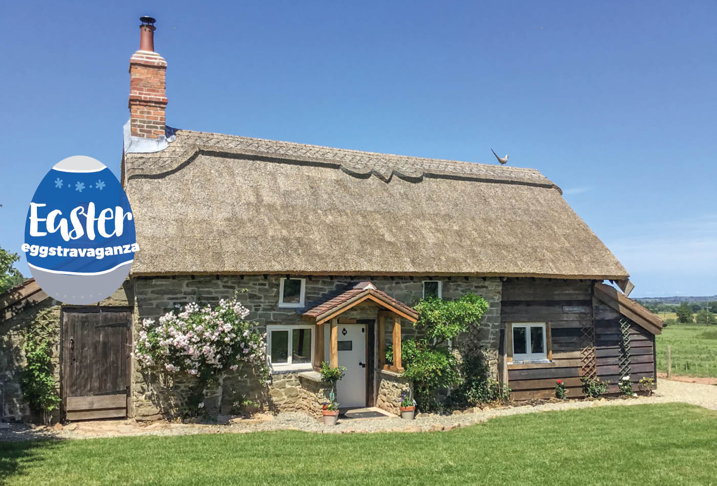 Sykes Holiday Cottages Easter Eggstravaganza Offers
