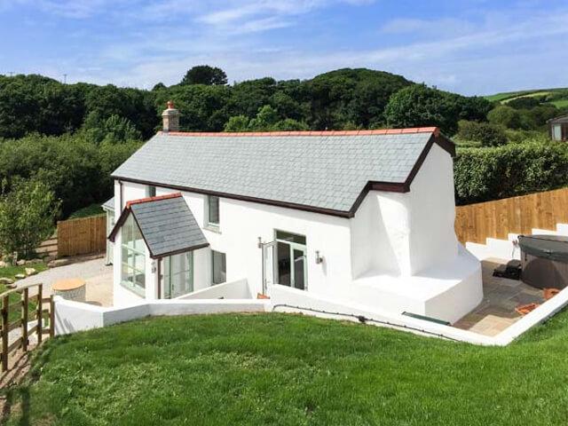 Five Elements Cottage, St. Agnes, Cornwall